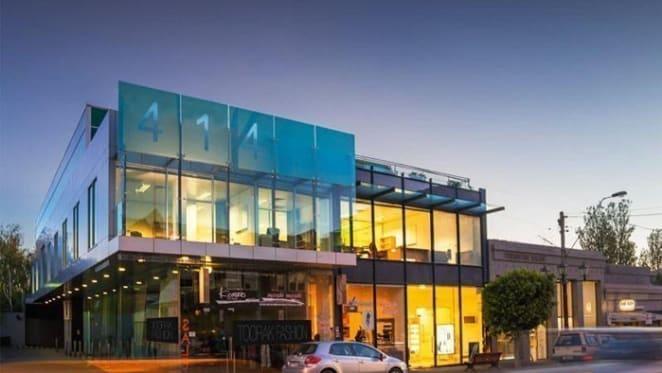 Eddie McGuire spends $12.5 million on blue-chip Toorak retail/office complex