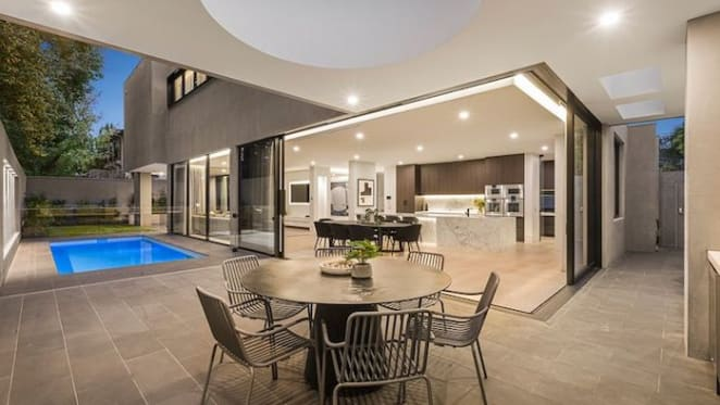 Toorak trophy home with heated pool listed for $11 million has sold
