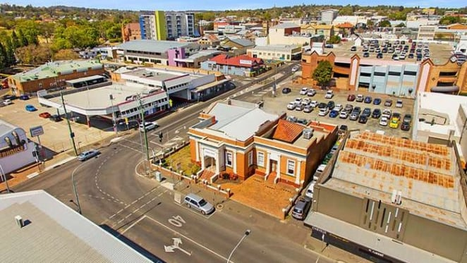 Toowoomba unit construction at rapid pace: Herron Todd White