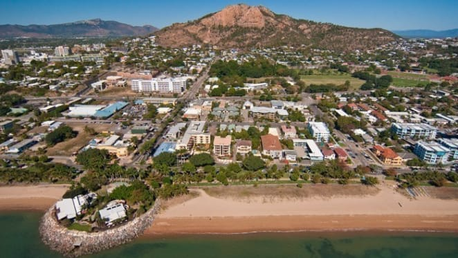 FNQ's Townsville future rests with key Asian markets: ANZ