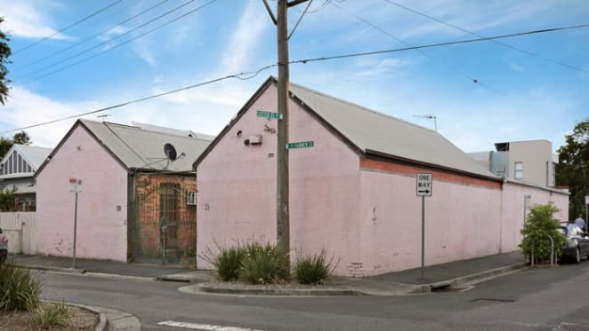 Brendon Goddard sells Richmond townhouse site