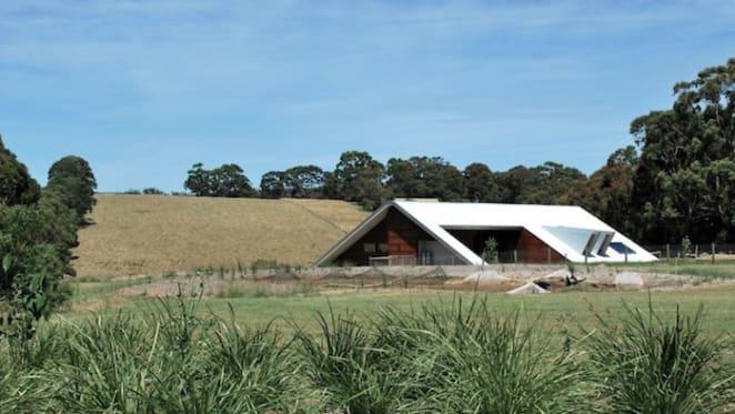Adrian Bonomi's Mornington Peninsula-designed tent home sells at $2.5 million plus
