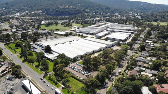 Tupperware company's Melbourne headquarters listed for sale