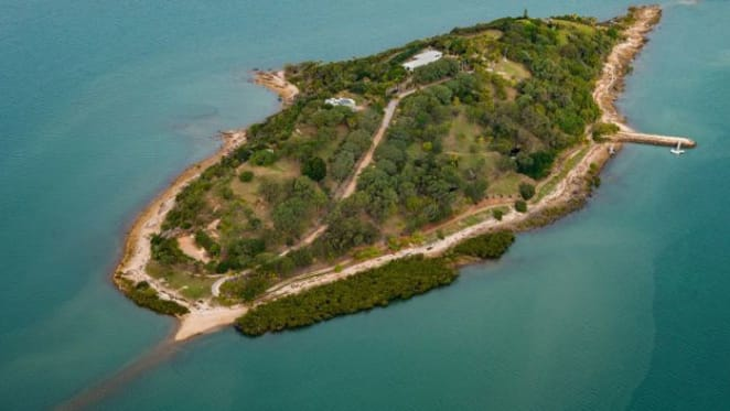 Billioniare buys Turtle Island off Gladstone, Queensland