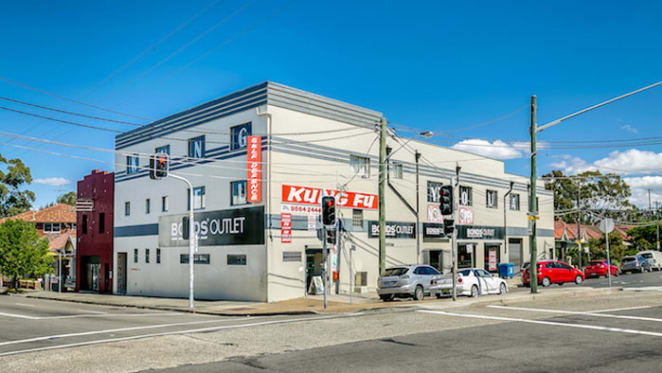 Prominent Sydenham investment property with redevelopment potential