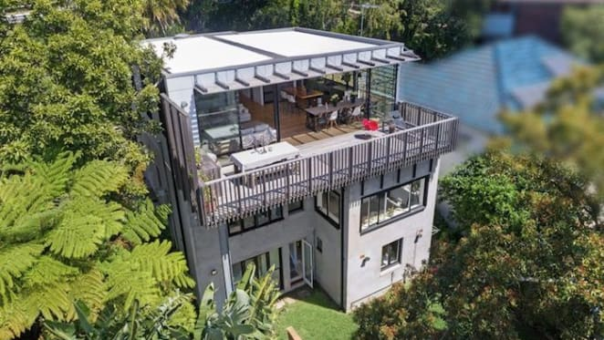Fashion designer Kit Willow relists Vaucluse home at reduced price