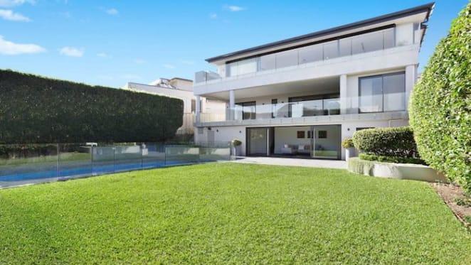 Hotelier Ashton Waugh lists $16 million Vaucluse home