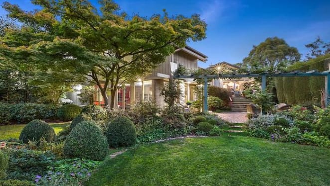 Paul Bangay's childhood home sold by his mother