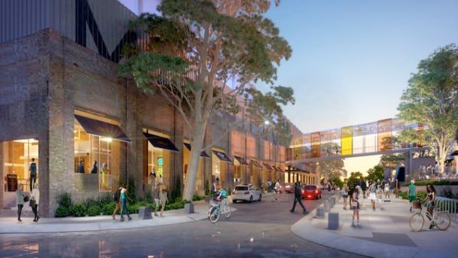 Marrickville Metro's $142 million development starts