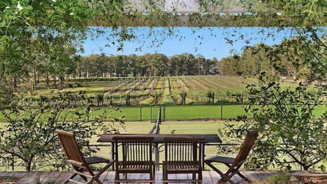$5.5 million hopes for Pokolbin estate listed by Vinden family