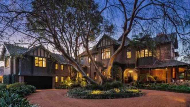 Grand 1901 Wahroonga manor Malto Ende listed for first time in a generation