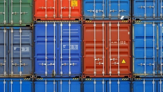 Australia's trade account, surplus elevated at a near record high: Andrew Hanlan