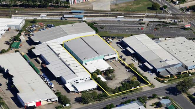 Virginia warehouse site sold post-auction for $4 million