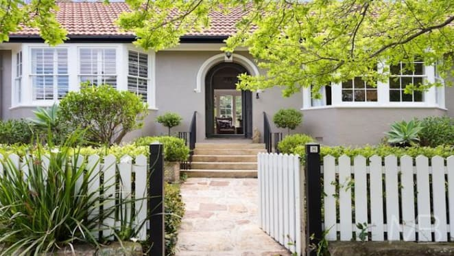 1920s Spanish Mission-style Warrawee gem sold