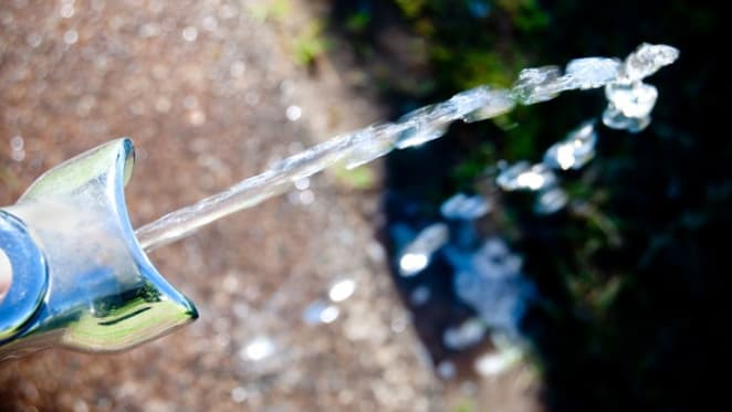 What happens to small towns whose water becomes big business for bottled brands?