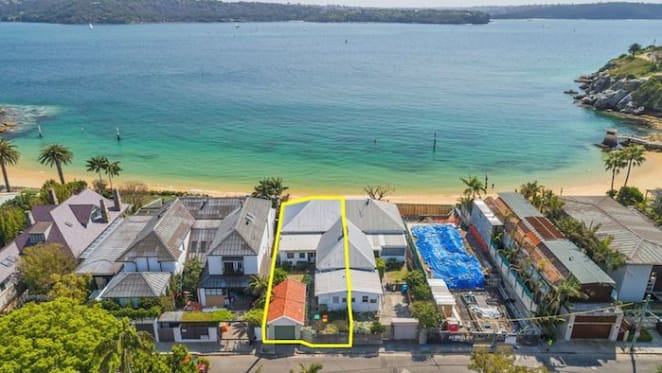 Steven Lowy confirmed as the $14.2 million buyer of Camp Cove offering