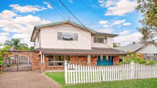 Mortgagee in possession selling Western Sydney home