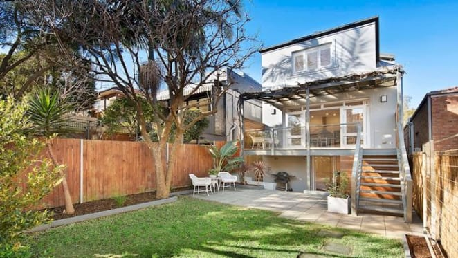 Sydney Roosters coach Trent Robinson lists Waverley home