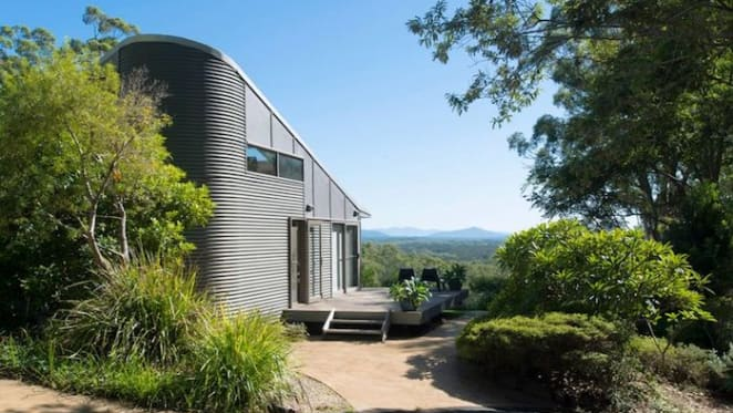 Chef Stefano Manfredi lists Luigi Rosselli-designed Way Way beach house