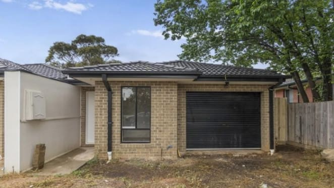 Werribee two bedroom unit sold by mortgagee