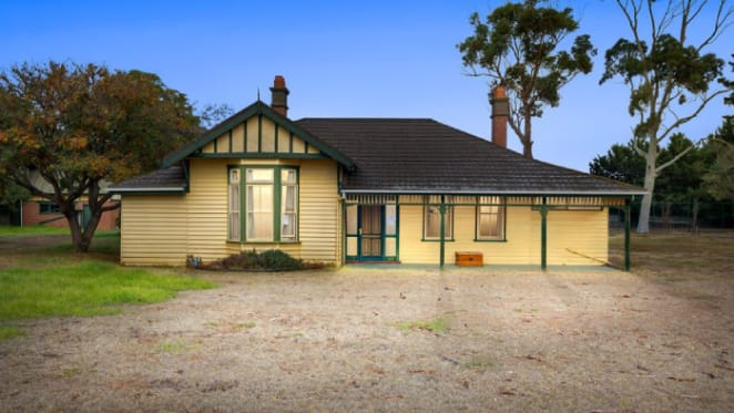 Historic Werribee home sold by mortgagee at auction