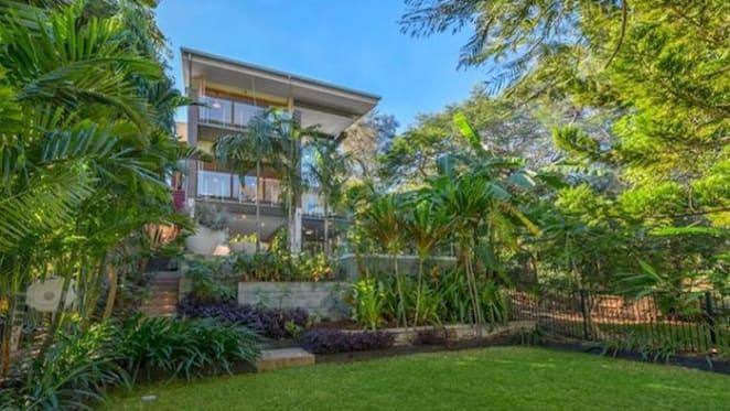 Brisbane West End trophy home sale at $3.05 million