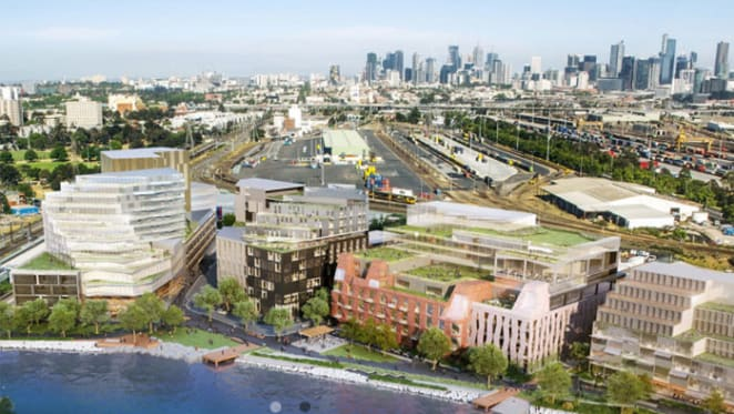 City of Melbourne gives nod to $500 million West Melbourne waterfront precinct