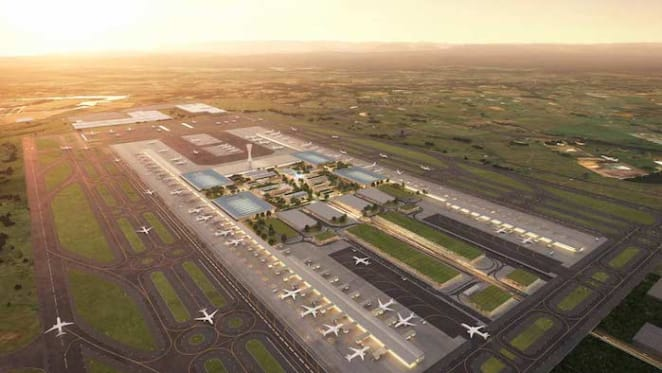 Aurecon appointed for $5.3 billion Western Sydney International Airport project
