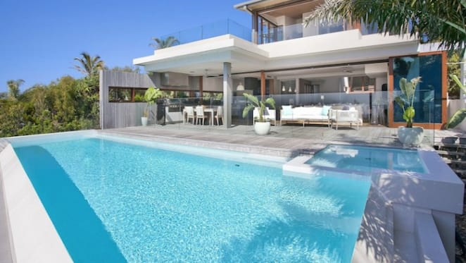 Surfer Julian Wilson has offer on luxury Sunshine Coast home