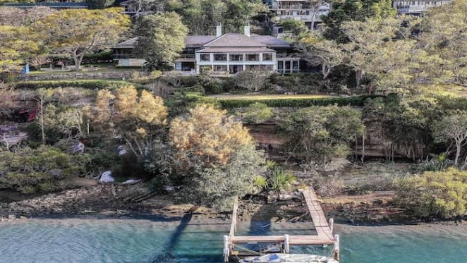 Chinese Gatsby lists Windermere, Hunters Hill
