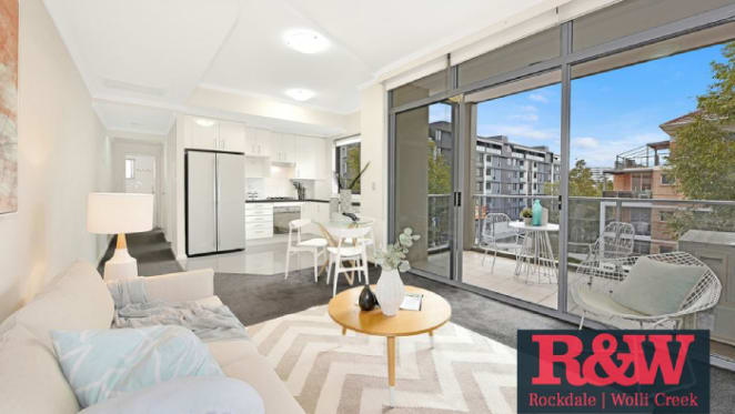 Price weakness shows at Wolli Creek apartment sale