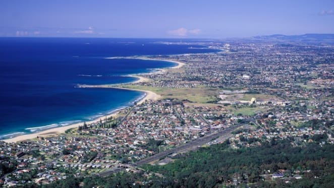 Local Wollongong retail property is struggling: HTW