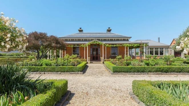 Woodend trophy home Woodvale hits the market