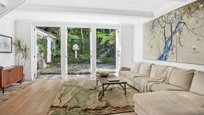 Actor Liana Cornell finds pre-auction buyer for Woollahra home