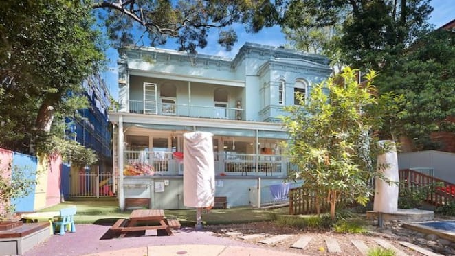 Woollahra trophy home Larissa sells to recruitment boss Phil Kerry