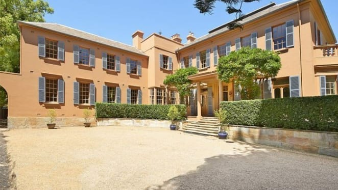 Headingley House, Woollahra trophy home sold by John Spender