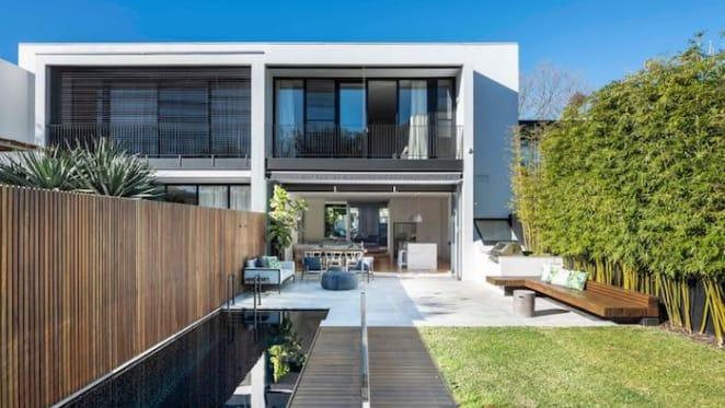 Catalyst boss sells modern Woollahra terrace
