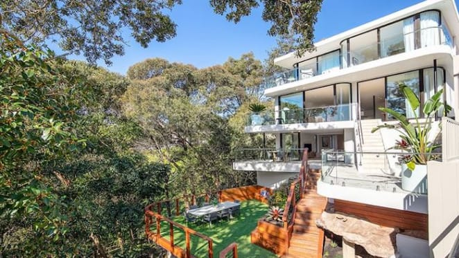 Anytime Fitness Australia co-founder finishes charity-giving Woollahra reno