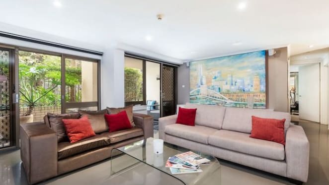 Melbourne luxury retailer Harrolds owners list Sydney apartment