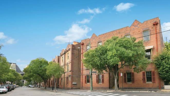 Veron brothers' Smarta Property revealed as buyer of historic Workers Dwellings at Millers Point