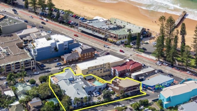 Site with youth hostel in Sydney's Collaroy sold