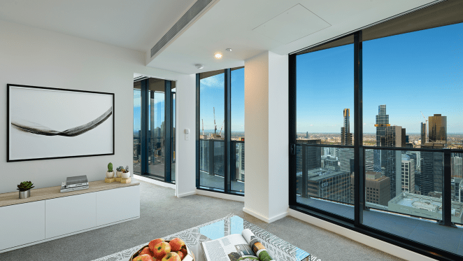 Urban's tour of a completed Melbourne Grand apartment