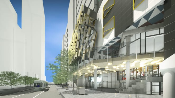 Work begins on RMIT's New Academic Street Project