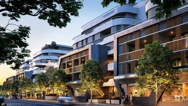 Six sleek new apartments in Melbourne
