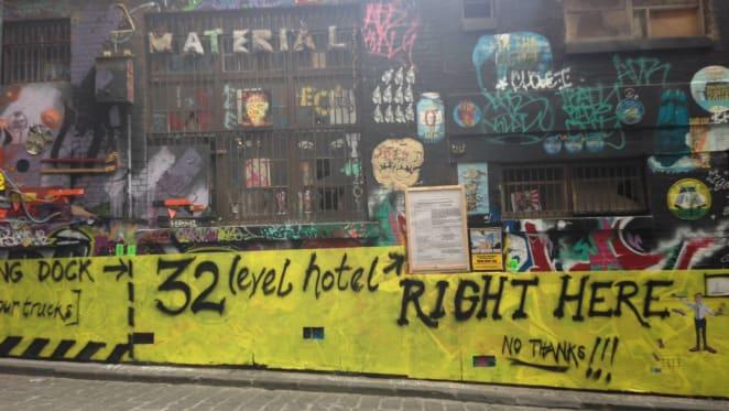 Progressive development or cultural vandalism?