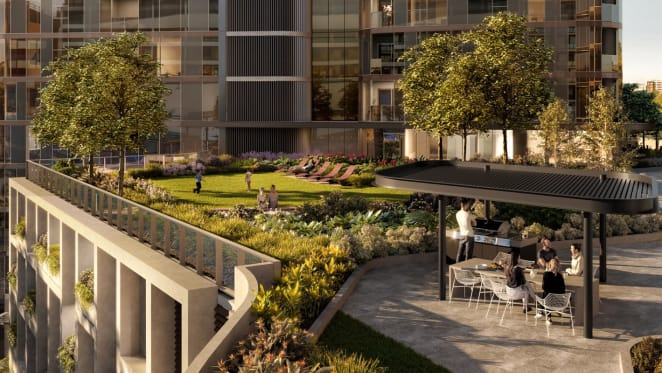 Five new apartments in Parramatta from $405,000