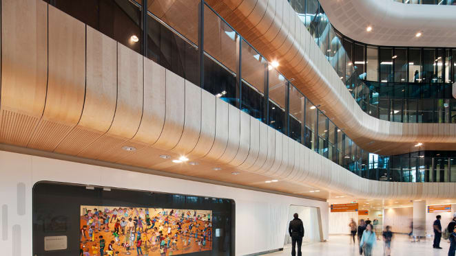 Inaugural ATW Tapestry Design Prize for Architects announced