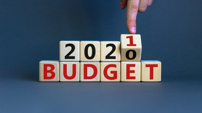 A budget for a pandemic, with next year's election in mind