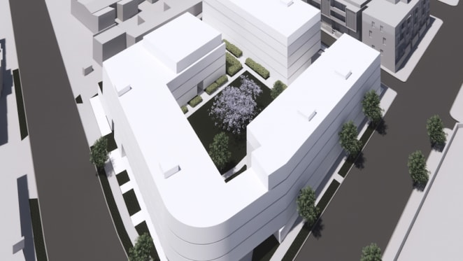 Plans lodged for $25.8 million Alexandria mixed-use development