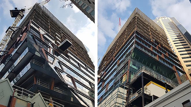 Probuild tops out at 271 Spring Street